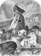 PUY-DE-DME: Auvergne and the Cevennes: Tower of Maurifolet, c1878